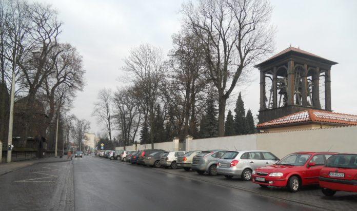 Rozbudowa ulicy klasztornej